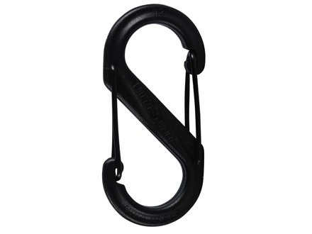 Nite Ize S-Biner Double-Gated Carabiner Size #2 Polymer