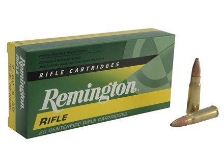 Remington Express Ammunition 7.62x39mm 125 Grain Pointed Soft Point Box of 20