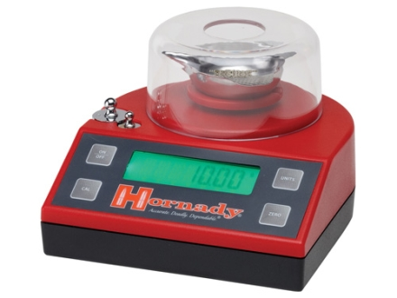 Hornady Lock-N-Load Bench Scale Electronic Powder Scale