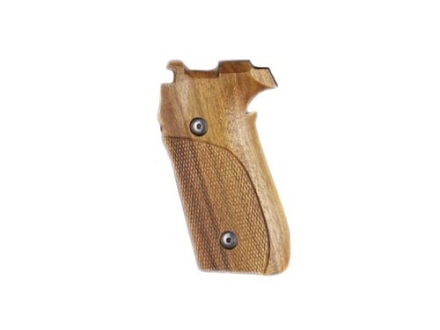 Hogue Fancy Hardwood Grips Sig Sauer P228, P229 Checkered Goncalo Alves