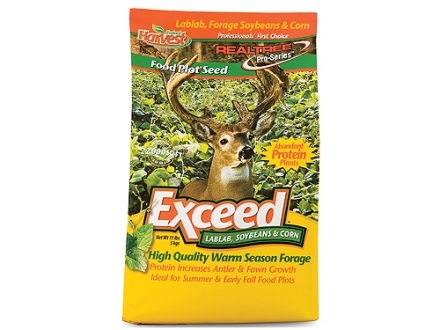 Evolved Harvest Realtree Pro-Series Exceed Annual Food Plot Seed 11 lb
