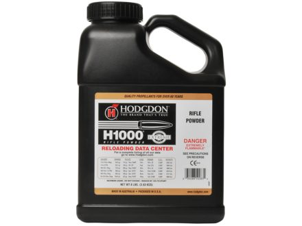 Hodgdon H1000 Smokeless Powder