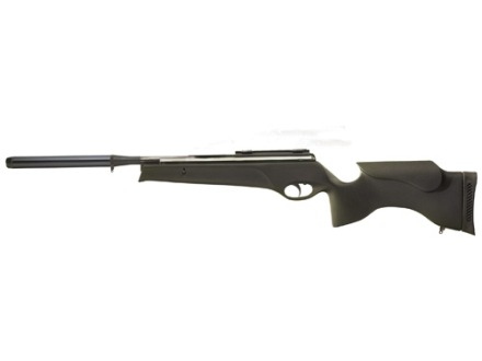 BSA XL Tactical Air Rifle 177 Caliber Black Synthetic Stock Blue Barrel
