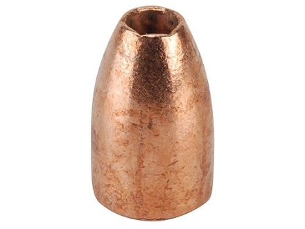 Magtech Solid Copper Bullets 9mm (355 Diameter) 92.6 Grain Hollow Point Lead-Free Bag of 100