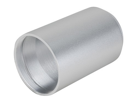 "Mueller 3"" Sunshade 40mm Objective  Silver"