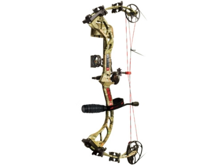 PSE Brute X RTS Compound Bow Package