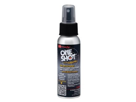 Hornady One Shot TAP-HD Extreme Gun Cleaner, Conditioner and Dry Lube 2 oz Liquid