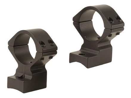 Talley Lightweight 2-Piece Scope Mounts with Integral 1&quot; Rings Winchester 70 Winchester Super Short Magnum (WSSM) Matte High