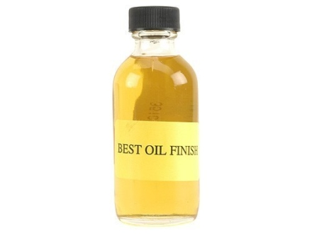 Galazan Best Oil Stock Finish for Hand Rubbed Oil Finish 3 oz Liquid