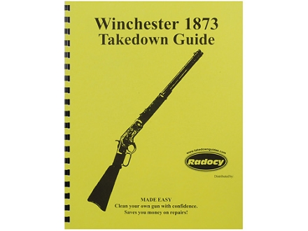 Radocy Takedown Guide &quot;Winchester 1873&quot;