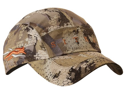 Sitka Gear Pantanal Waterproof Hat Polyester Gore Optifade Waterfowl Camo