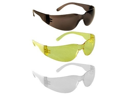 Radians Explorer 3 Pack Shooting Glasses Amber, Clear, Smoke Lenses