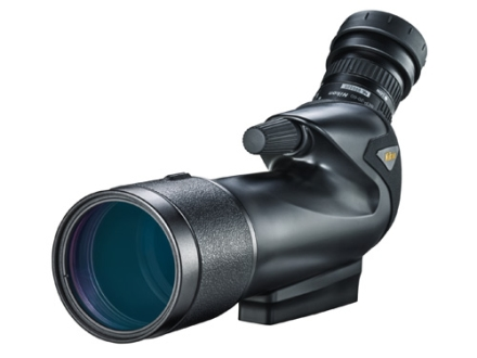 Nikon Prostaff 5 Spotting Scope 16-48x 60mm Angled  Body Armored Black