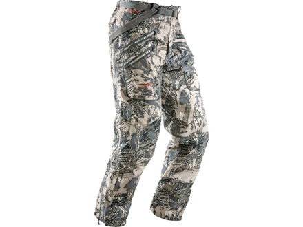 Sitka Gear Men's Cloudburst Rain Pants Polyester