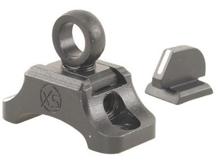XS Ghost-Ring Hunting Sight Set Winchester 94 Angle-Eject with Front Ramp Steel Matte