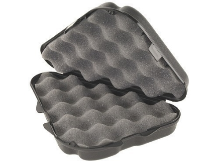 MTM Pocket Pistol Gun Case 9.5&quot; x 5.9&quot; x 2.1&quot; Plastic Black