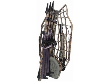 Lone Wolf Realtree Pro Series Hang On Combo Treestand Set