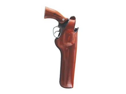 "Bianchi 5BH Thumbsnap Holster Right Hand S&W K, L-Frame 4"" Barrel Leather Tan"