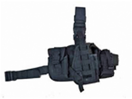 Aftermath SOCOM Leg Holster Polyester Black
