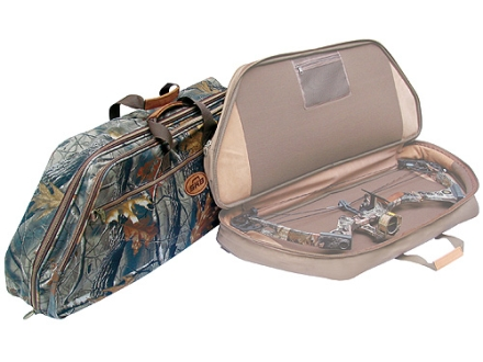 "SKB Small Compound Bow Bag Compound Soft Bow Case 38"" Nylon Realtree Hardwoods Camo"