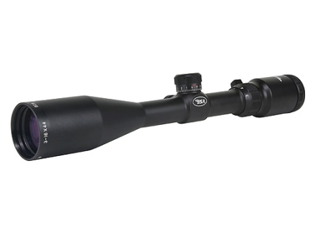 BSA Tactical Weapon Rifle Scope 3-16x 44mm Mil-Dot Reticle Matte