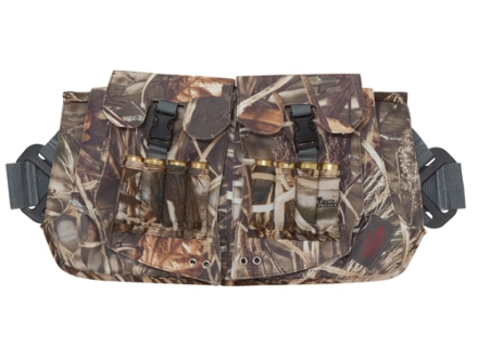 Banded Gear 900D Hand Warmer Muff Polyester and Fleece Realtree Max-4 Camo