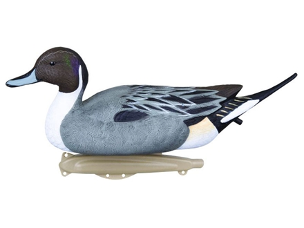 Flambeau Storm Front Weighted Keel Pintail Duck Decoys Pack of 6