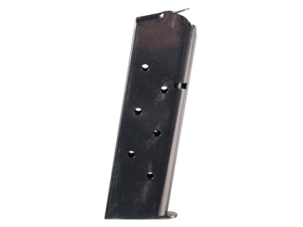 Colt Magazine 1911 Government, Commander 45 ACP 8-Round Bright Stainless Steel