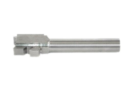 Bar-Sto Semi-Drop-In Barrel Glock 20 10mm 1 in 16&quot; Twist 4.6&quot; Stainless Steel