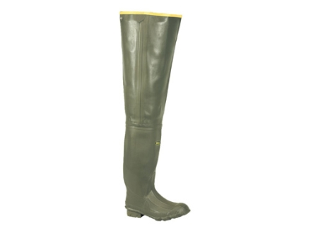 LaCrosse Marsh Uninsulated Rubber Hip Waders