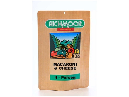 Richmoor Macaroni and Cheese Freeze Dried Meal 9.5 oz