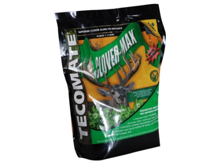 Tecomate Clover Max Perennial Food Plot Seed 4 lb