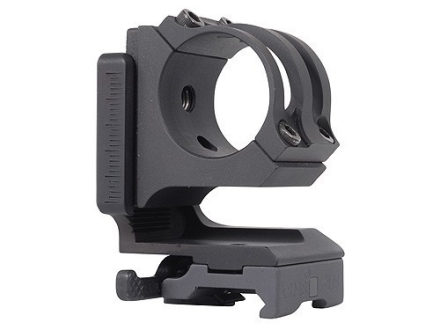 PRI AR-15 Flat-Top ARMS M69B Base with Integral Adjustable 30mm Ring Aluminum Matte