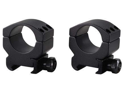 "Burris 1"" Xtreme Tactical Picatinny-Style Rings Matte Medium"