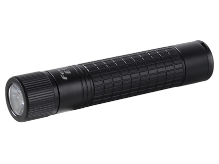 Fenix E11 Flashlight White LED Aluminum Black