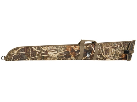 "Plano Floating Shotgun Case 54"" Nylon RealTree Max-4 Camo"