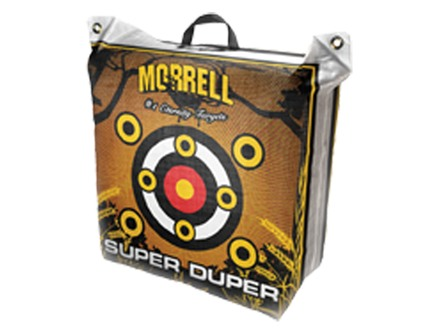 Morrell Elite Series Super Duper Field Point Archery Bag Target