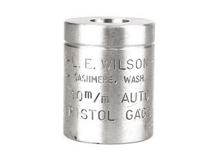 L.E. Wilson Max Cartridge Gage 10mm Auto