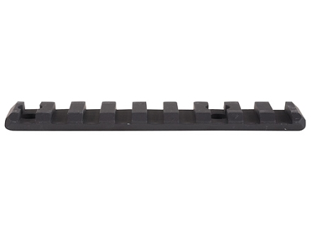 "Remington Picatinny Rail Section 4"" for Remington R-15 VTR Aluminum Black"