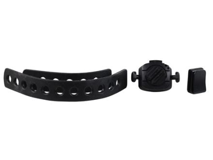 Contour Action Camera Flex Strap Mount for All Contour Models Black