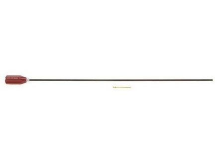 Dewey 1-Piece Cleaning Rod 17 Caliber 18&quot; Nylon Coated 5 x 40 Thread