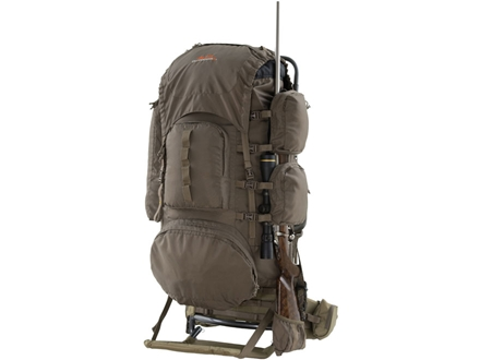 Alps Outdoorz Commander Frame Backpack Nylon Tan Standard
