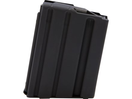AR-Stoner Magazine AR-15 223 Remington 10-Round with Anti Tilt Follower Stainless Steel Black
