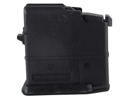 ProMag Magazine Saiga 308 Winchester 5-Round Polymer Black