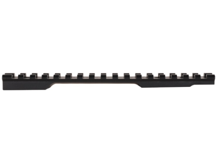 TPS 1-Piece XP Tactical Picantinny-Style 20 MOA Elevated Base Remington 700 Long Action Matte Steel (8-40 Screws)