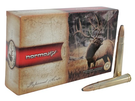 Norma USA American PH Ammunition 375 H&H Magnum 300 Grain Oryx Protected Point Box of 20