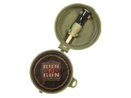 Flextone Run-N-Gun Glass Turkey Call