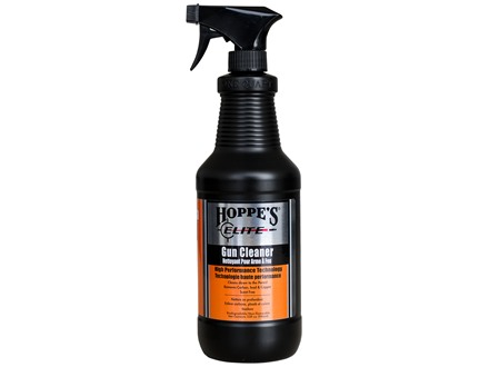 Hoppe's Elite Gun Cleaner 32 oz Trigger