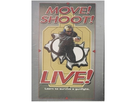 "Gun Video ""Move, Shoot, Live"" DVD"