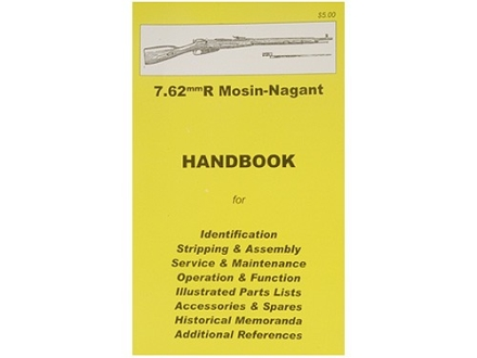 &quot;7.62x54mmR Mosin-Nagant&quot; Handbook